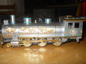 HO Train 001