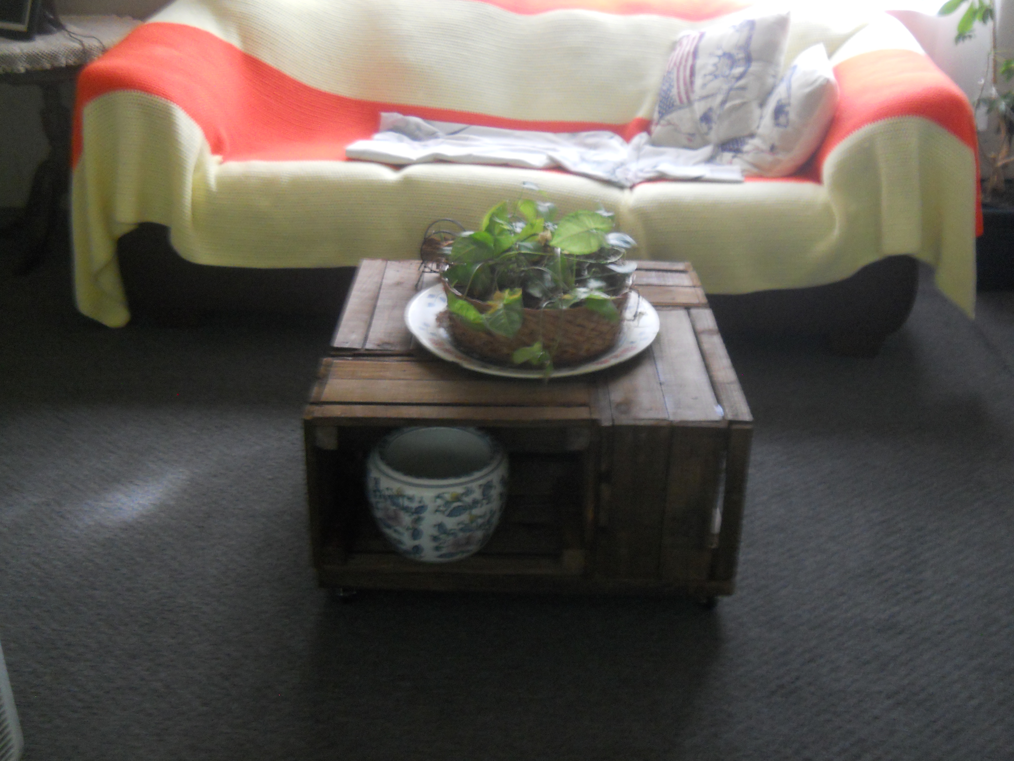 Coffee table 016